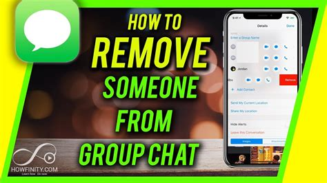 iphone remove chat someone message kick iammrfoster ps4 keith says