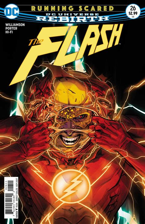 flash  running scared part