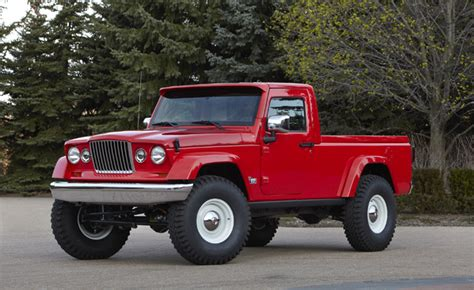 Jeep Wrangler Pickup Hinted At By Exec » Autoguide.com News