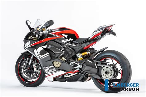 Ducati Panigale V4 Carbon Edition by Panigale V4 Ab 2018 Ilmberger Carbon