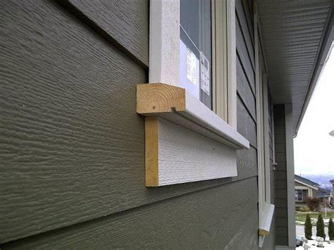 Window Sills Exterior Wood by Amazing Exterior Window Sill Exterior Trim In 2019