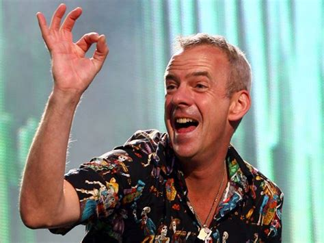 Fatboy Slim Confirmed To Play Bansky's Theme