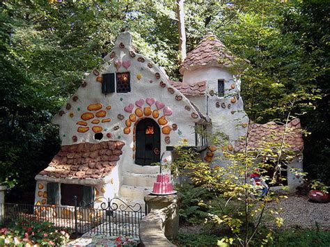Fairy Tale Cottages : Amazing Fairy Tale Houses