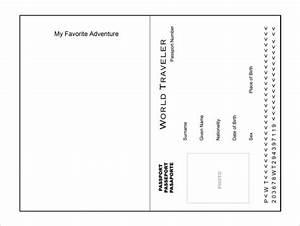 Passport templates free word pdf psd illustrator for Us passport photo template