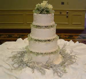 5 tier wedding cake four tier stacked wedding cake with winter flowers