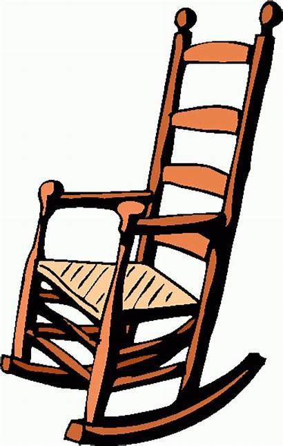 Rocking Chair Clipart Rocker Clip Cartoon Chairs