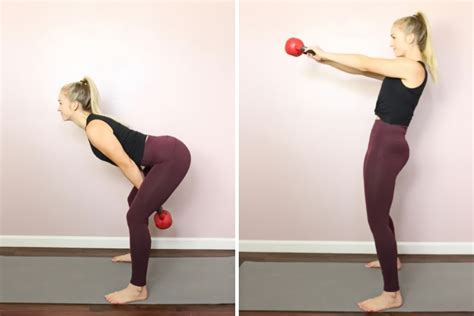 kettlebell exercises abs swing paleoplan strong sculpted reps workouts workout