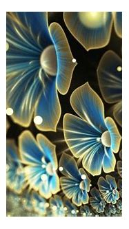 3D Abstract Flowers wallpapers
