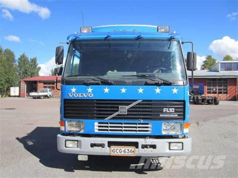 volvo fl    container frame trucks year