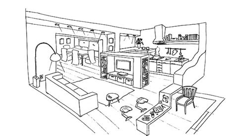 kitchen coloring page coloring pages for free part 35 3384