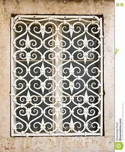 Grille Metal Decorative : decorative metal window grill stock photo image of historic mesh 77579554 ~ Melissatoandfro.com Idées de Décoration