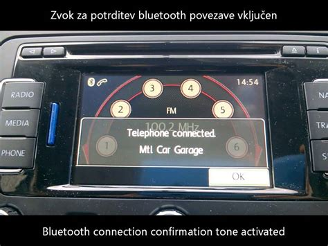 golf 6 bluetooth vw golf 6 plus my2012 bluetooth confirmation tone activation bluetooth potrditveni ton