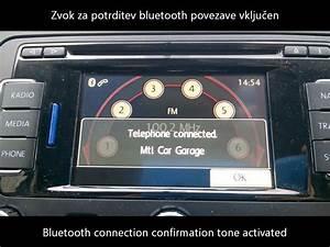 Golf 6 Plus : vw golf 6 plus my2012 bluetooth confirmation tone activation bluetooth potrditveni ton youtube ~ Medecine-chirurgie-esthetiques.com Avis de Voitures