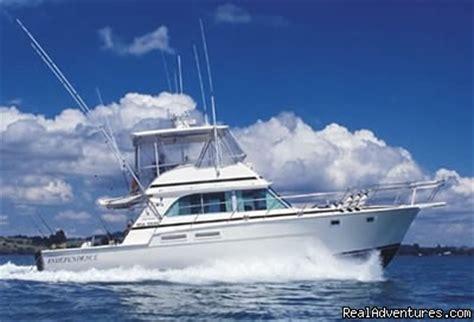 Fishing Boat Charters Nz by Sportsfishing Charter Boat New Zealand Paihia New
