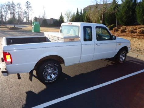 ford ranger xlt sport supercab buy used 2000 ford ranger supercab 4 door xlt sport in south carolina united states for