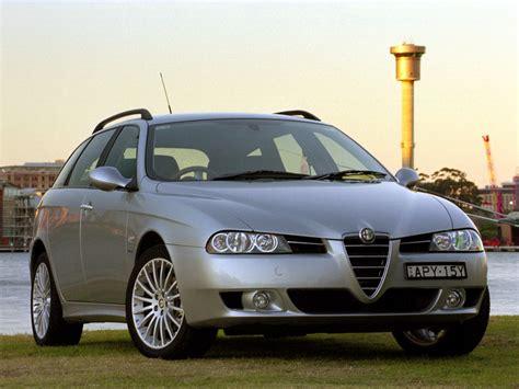 Alfa Romeo 156 Sportwagon Specs & Photos