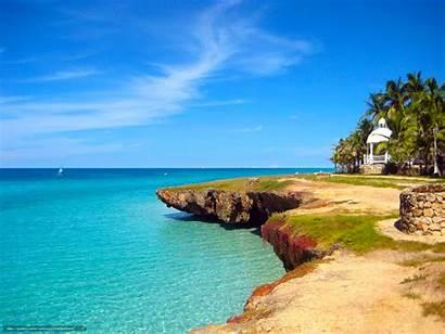 Caribbean Beach Wallpapers Desktop Hotel Beaches Backgrounds