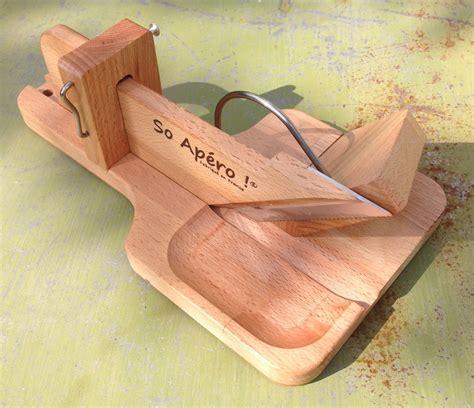 couteau cuisine damas couteau guillotine à saucisson so apero droitier pour la cuisine