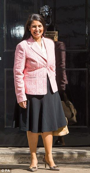 Jobs minister Priti Patel is daughter of Ugandan who fled ...