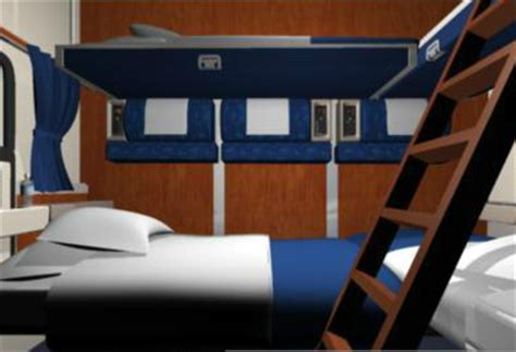 Superliner Family Bedroom by Travel To Disneyland On Amtrak Logic
