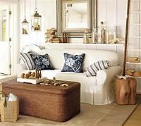 coastal cottage decor :: Coastal Decor In Your Family Room ::   Tuvalu Home