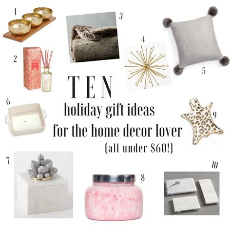 holiday gift ideas for the home under 60 curls and cashmere