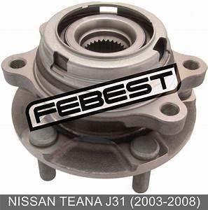 Front Wheel Hub For Nissan Teana J31  2003