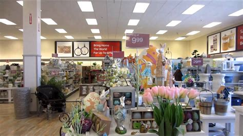 easter and other home decor at homesense youtube