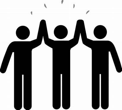 Five Teamwork Stick Pixabay