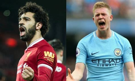 Salah or De Bruyne: Liverpool legend on PFA Player of the Year