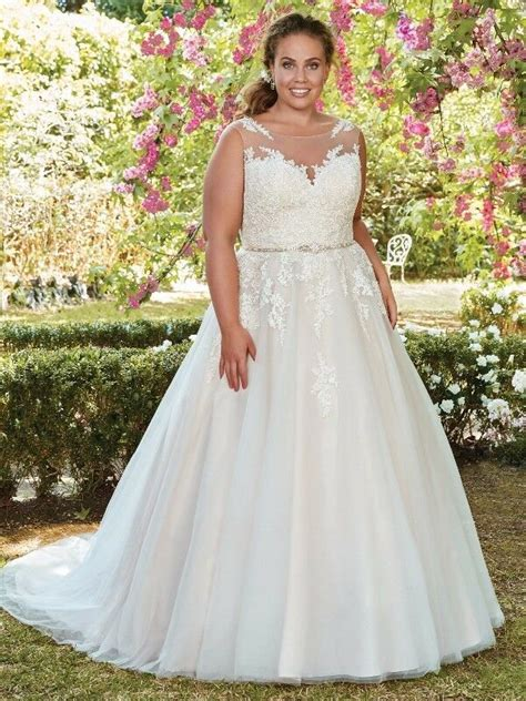 size wedding dresses collection  dress lady