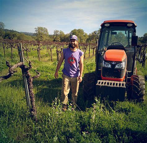 Frey Vineyards Blog Report from the VIneyard Spring 2013