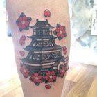 girlfriends  tattoo ponderosa pine tree  leland