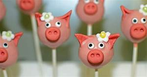 Cake Pop Teig : barbara 39 s backstube cake pop gl cksschweinchen ~ Orissabook.com Haus und Dekorationen