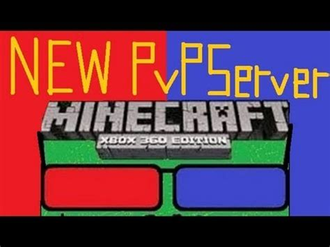 Minecraft Xbox 360  New Public Server  Tu13 Youtube