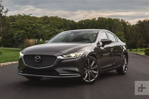 2019 Mazda 6 Signature Turbo Review
