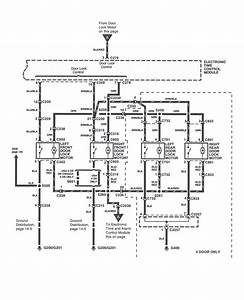Gmc Power Locks Wiring Diagram