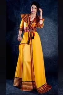 robe kabyle mariage robe kabyle pour mariage la mode des robes de