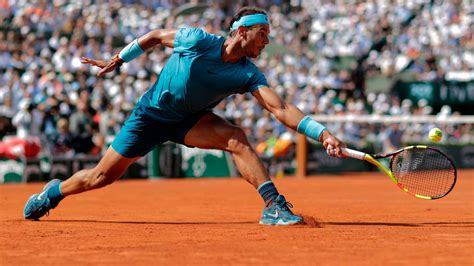 Live: Rafa Racing Toward 11th Roland Garros Final | South ...