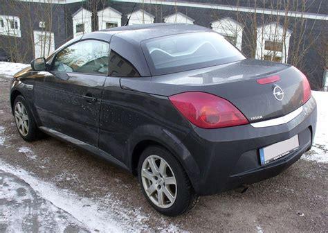 Opel Tigra by File Opel Tigra Twintop Heck Jpg