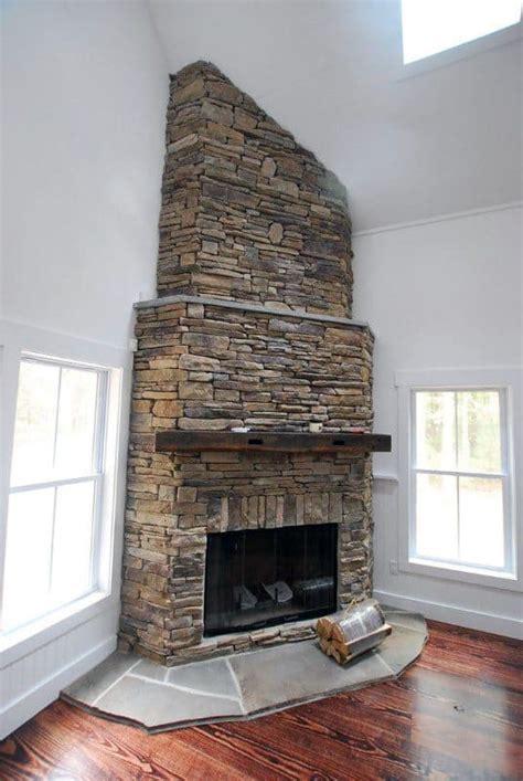 top   corner fireplace designs angled interior ideas