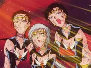 Moon Sailor Star Healer