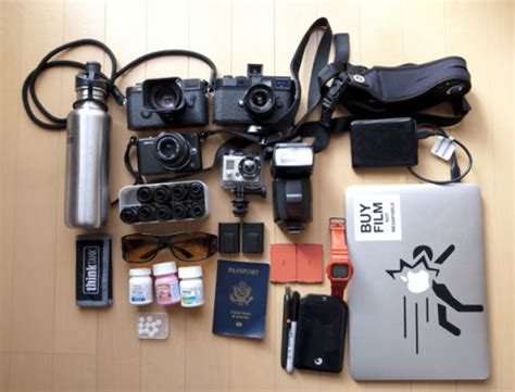 street photographer eric kims photo bag