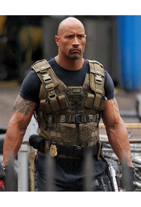 fast  furious   rock tackles vest
