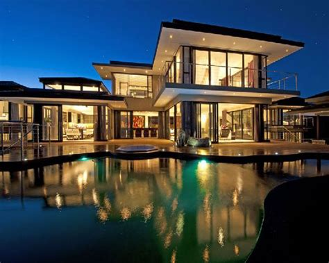 Most Beautiful Home Designs, Exterior Home Design Most