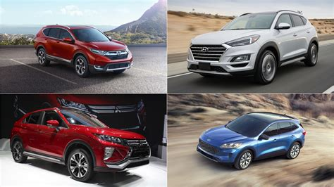 Ranked Suv by Every Compact Crossover Suv Ranked From Worst To Best