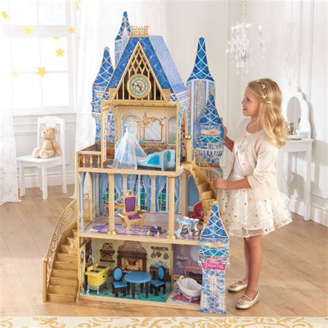disney princess cinderella royal dollhouse by kidkraft