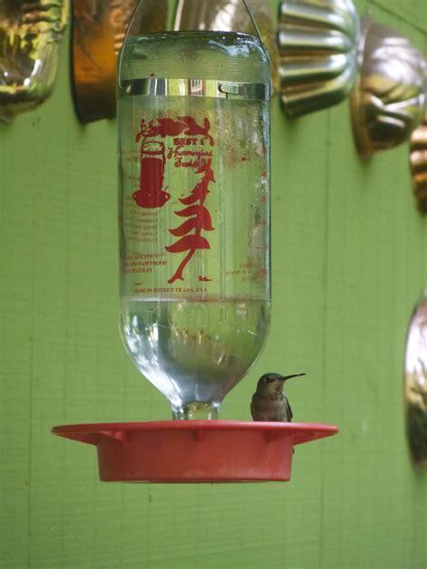 frugal freedom diy hummingbird nectar trash  blog
