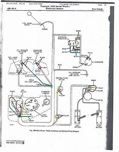 Wiring Diagram For John Deere 3010