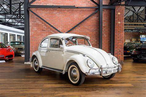 1964 Volkswagen Beetle 1200 Sedan - Richmonds - Classic ...